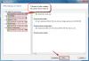 Podpora obnovy virtuálních strojů přes modul C-vmwBackup